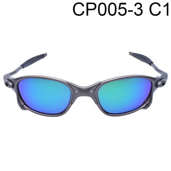 Wholesale-Original Men Romeo Cycling Glasses Polarized Aolly Juliet X Metal Riding Sunglasses Goggles Brand Designer Oculos CP005-3
