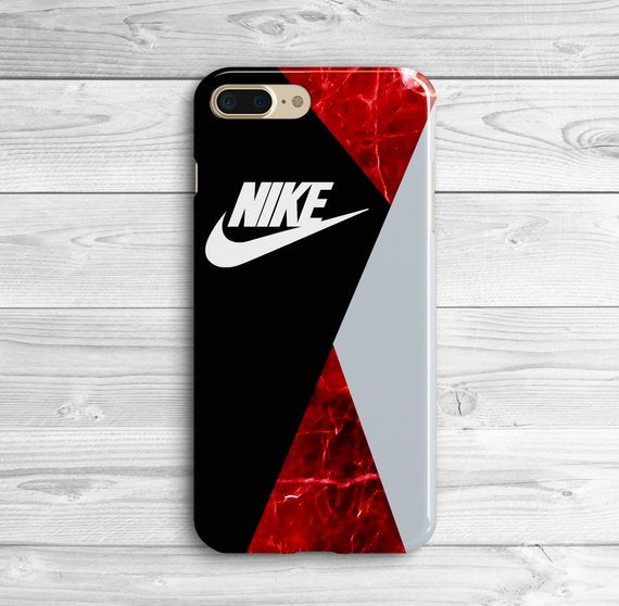 watch 3e902 196ce Sport iPhone X 8 Plus Case Samsung S6 S7 Edge iPhone 7 8 Red Marble Case  iPhone XS Max Case Black Case iPhone 7 Plus Case iPhone XR SE Cover
