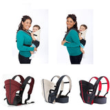 mommore Breathable Front Back Baby Carrier for 3-14Months Infant Baby Sling Backpack Baby Wrap Pouch Kangaroo
