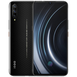 monste Version celular iQOO Mobile Phone  Snapdragon 855  NFC Type-C 4000mAh 44W Fast Charge Cool  4D Game  Smartphone