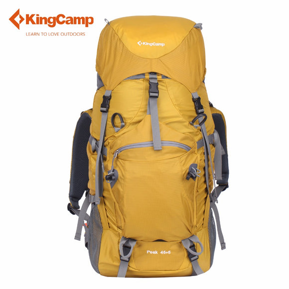 KingCamp waterproof bag travel sport bag men backpack soft climbing mountaineering