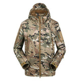 TAD Lurker Shark skin Soft Shell TAD V 4.0 Outwear Military Tactical Jacket Waterproof Windproof coats Outerwear Clothing