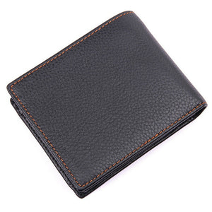 COWATHER  2017 Hot High Quality Genuine Leather Wallet Men Wallets Fashion Organizer Purse pattern 8147