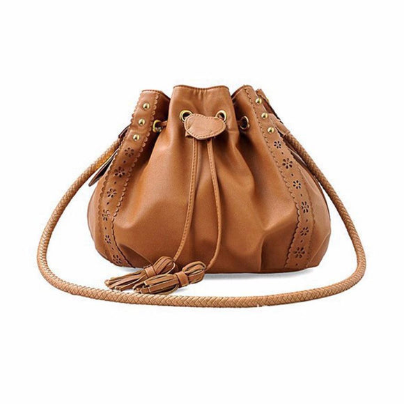 Fashion Women Bag Lady Handbag Shoulder Bag Tote Leather Women Messenger Hobo Bags Ladies Bags para mujer bolsa feminina #35