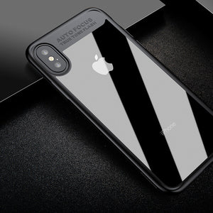 For iPhone X Case, Baseus Luxury Case For iPhone X 10 Ultra Thin Slim Capinhas PC & TPU