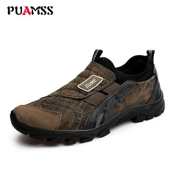 High Quality Men Shoes Breathable Spring And Autumn Men Casual Shoes Outdoor Non