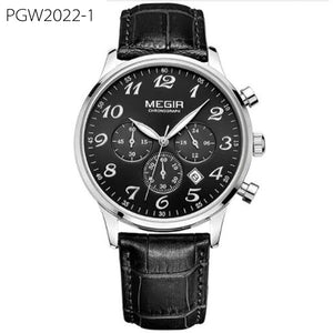 Original Luxury Men Quartz Watch Chronograph Business Watches