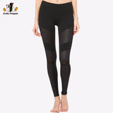 [AP] Women Yoga Pants Compression Sporting Leggings Running Tights Super Stretch