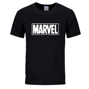 EINAUDI 2018 Summer New Fashion Brand Clothing Tshirt Men MARVEL Print