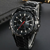 2018 Sport Watch Men Top Brand Luxury Wristwatch Electronic Digital LED Wrist Watch Male Clock For Men Hodinky Relogio Masculino
