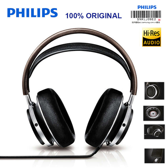 Philips X1s High Quality Earphone Support Music Movie Game Headset with Microphone Earphones for Phone and Music Official Test