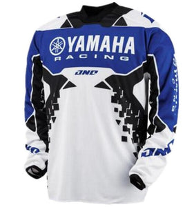 2018 New Tops Tee YAMAHA Motocross jersey Downhill perspiration wicking T-shirts