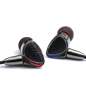 Newest OSTRY KC09 Monitors MMCX Detachable Hi-Fi In-Ear High Performance Music DJ Earphone for Xiaomi iPhone MP3 Music Player
