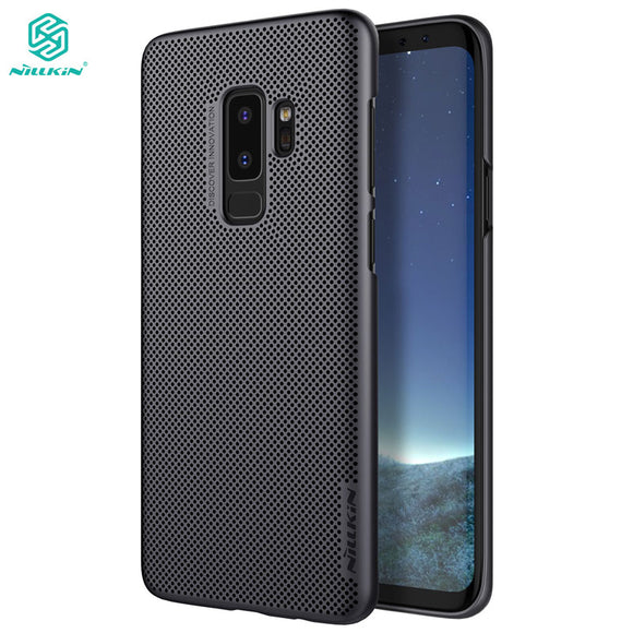 Nillkin Case for Samsung Galaxy S9 Plus Lightweight Heat Release Dissipation Phone Cover sFor Samsung Galaxy S9 Plus Case Cover