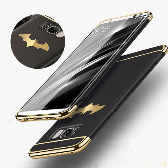 Luxury Phone Case For Samsung Galaxy S8/S8 Plus/ S6 /S6 Edge Coque PC Hard Back Cover