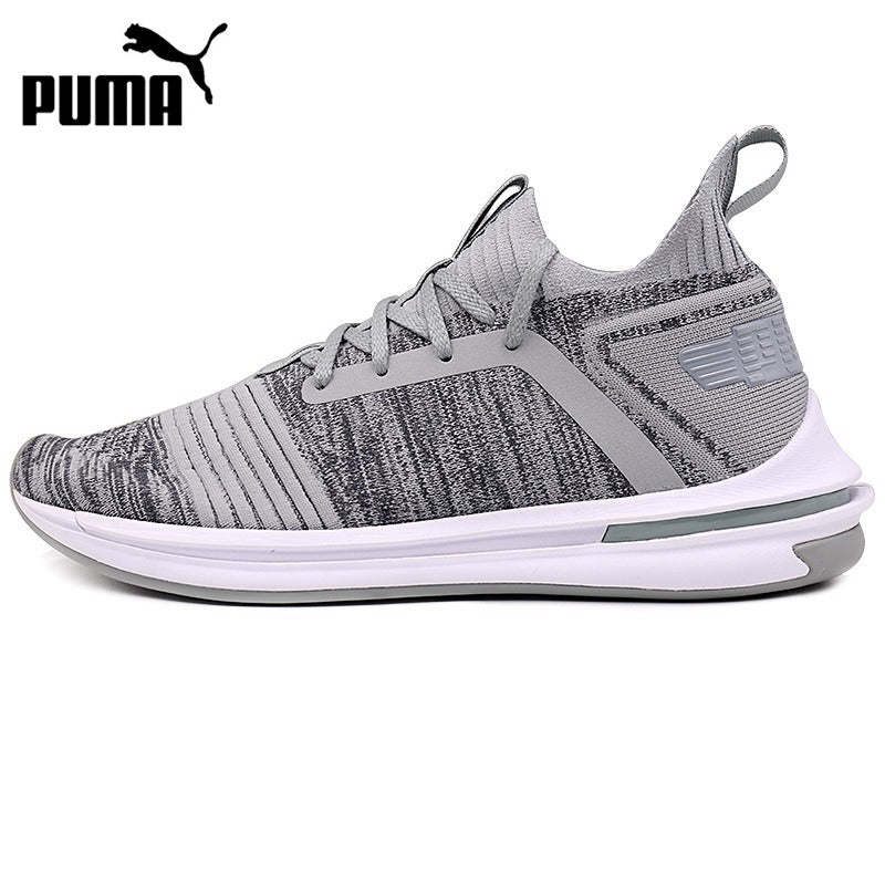 7c31ea08ac1b Original New Arrival 2018 PUMA IGNITE Limitless SR evoKNIT Men s Running  Shoes Sneakers ...