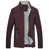 ZhuZunZhe Men Jacket 2018 Fashion Brand Jacket Men Clothes Spring Autumn Mens