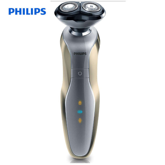 PHILIPS S561 / 12 Rechargeable Electric Shaver Twin Floating Blade Heads Shaving Machine 110-240V Face Care Men Beard Trimmer