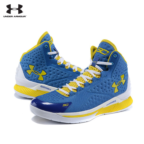 UNDER ARMOUR UA Classic Men's The Curry One 1 Breathable Sport Basketball Sneakers For Male Athletic Outdoor Cushioning Shoes