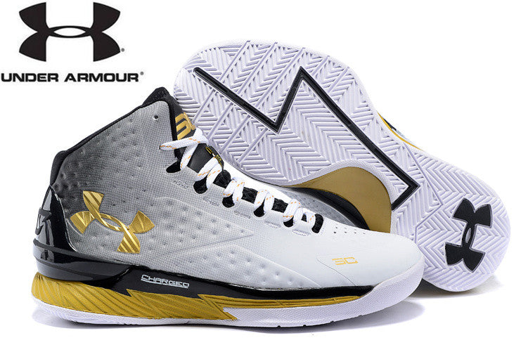71893725801 Hot Sale Under Armour Curry V1 Basketball Shoes