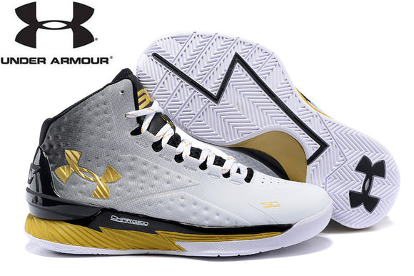 Hot Sale Under Armour Curry V1 Basketball Shoes,High Quality Men's Sports Shoes