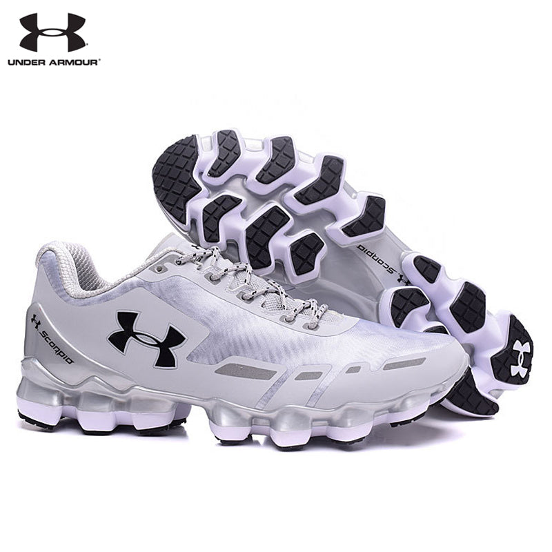 e789414e5cc Under Armour Men's UA Scorpio Full Speed Cross-Country Running Shoes Male  Light Unique Bottom Fitness Athletic Sneakers 40-45