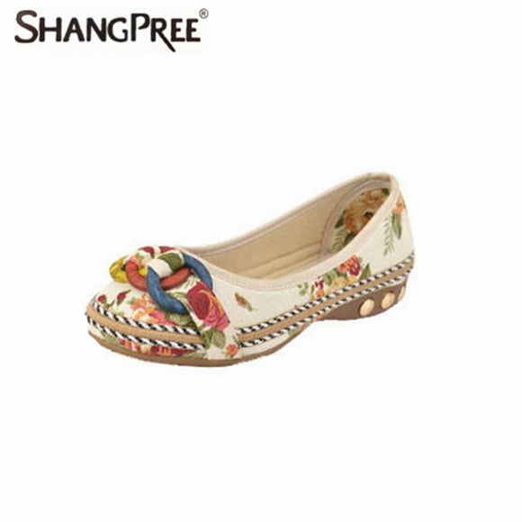 Large size 35-42 Summer fall Women Flats shoes Handmade Beaded Loafers Zapatos