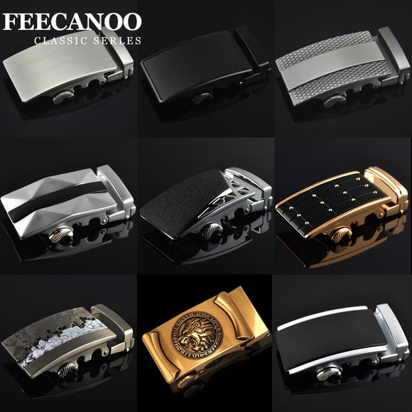 16 Style Men's Solid Designer Belts Automatic Buckles