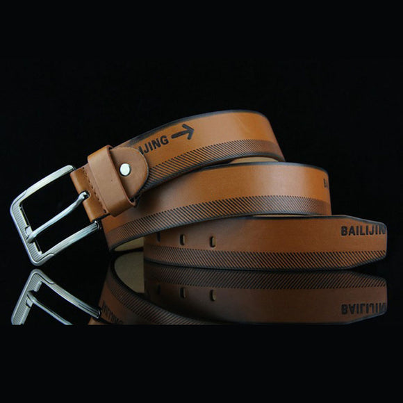 Buckle To Restore Ancient Ways The Arrow Fashion High Quality Needle Men Leisure Archaize Belt