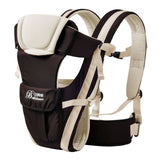 2-30 Months Breathable Multifunctional Front Facing Baby Carrier Infant Comfortable Sling