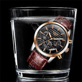 2018 Men Watches Luxury Brand LIGE MultiFunction Mens Sport Quartz Watch Man