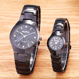 2018 New Brand Mens Watches Fashion Lovers Casual Quartz Watch Men Luxury Stainless