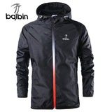 2018 New Spring Summer Mens Fashion Outerwear Windbreaker Men' S Thin Jackets