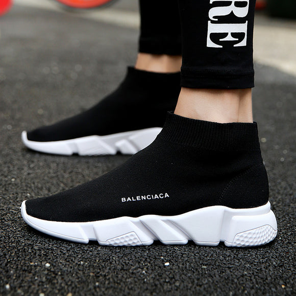 Outdoors adults trainers summer Running Shoe for Men woman sock footwear sport athletic unisex breathable