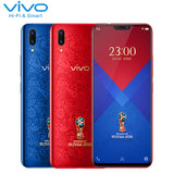 Vivo X21 Screen Fingerprint Mobile Phone 6.28 inch 6GB+128GB Snapdragon660 Octa