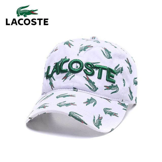 039a1ca943a ... coupon code for new arrival lacoste hunting caps summer men outdoor  sport tennis cap classic style