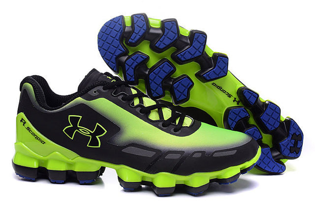 separation shoes bbe69 40234 Under Armour Men's UA Scorpio Full Speed Cross-Country Running Shoes Male  Light Unique Bottom Fitness Athletic Sneakers 40-45