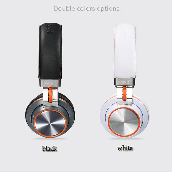 wireless Bluetooth headphone stereo Remax 195HB headset Bluetooth 4.1 music headset over the earphone with mic
