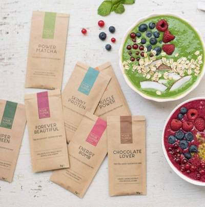 The Best Superfood Mixes