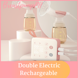 Double Rechargeable Breastpump Philippines