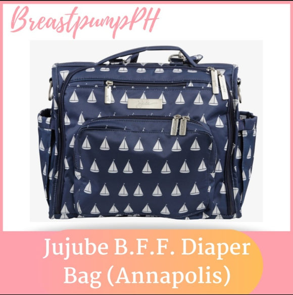 Jujube BFF Diaper Bag (Shipping Fee Included)