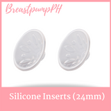 Silicone Inserts (24mm)