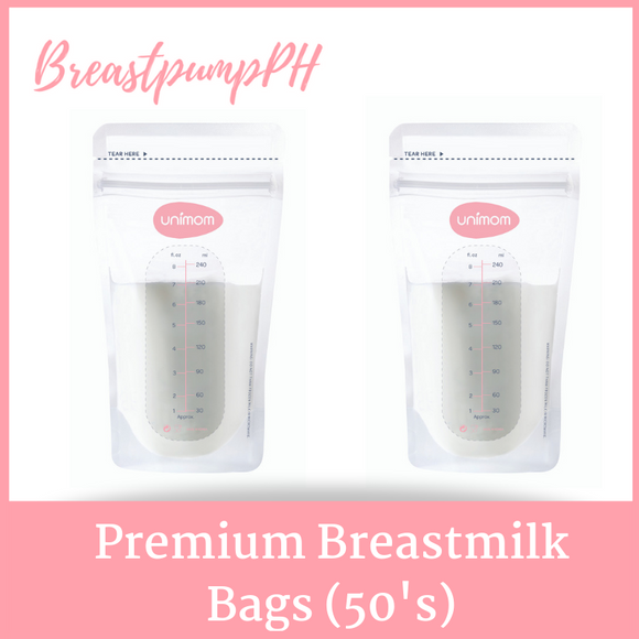 Breastmilk Premium Milk Bags (50s)