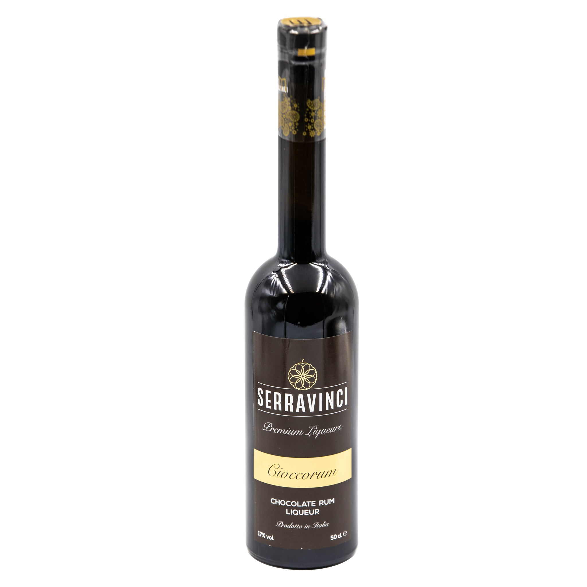 Cioccorum-Chocolate Rum Liqueur 50cl/17%