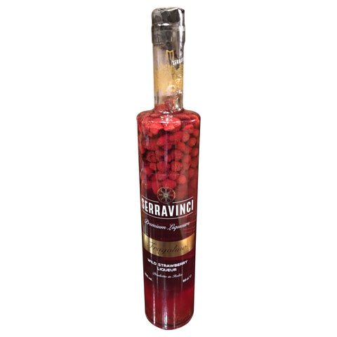 Fragolino-Wild Strawberry Liqueur 50cl/20%