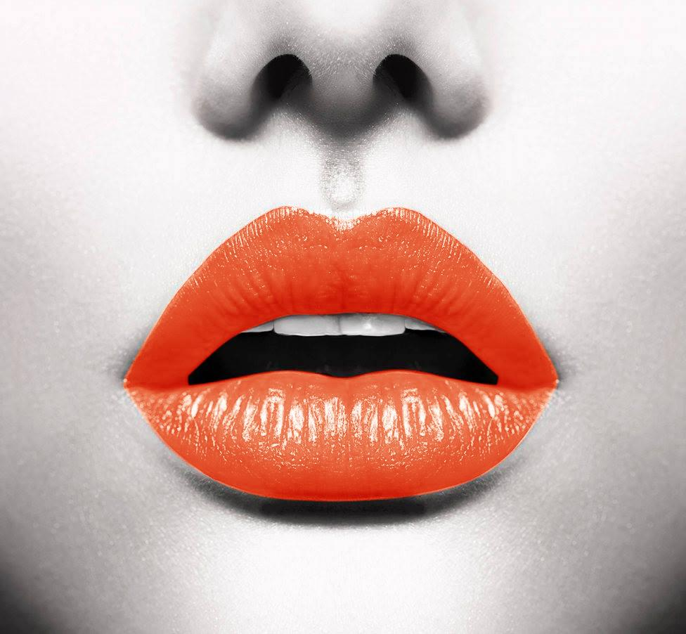 """orange lipstick for women"""