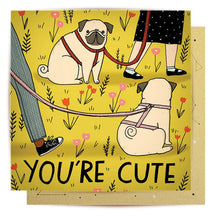 Your Cute - Mini card