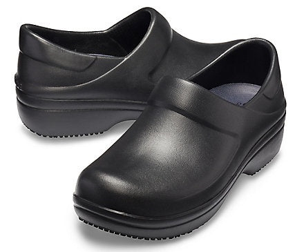 Crocs Neria Pro II Black Relaxed Shoe