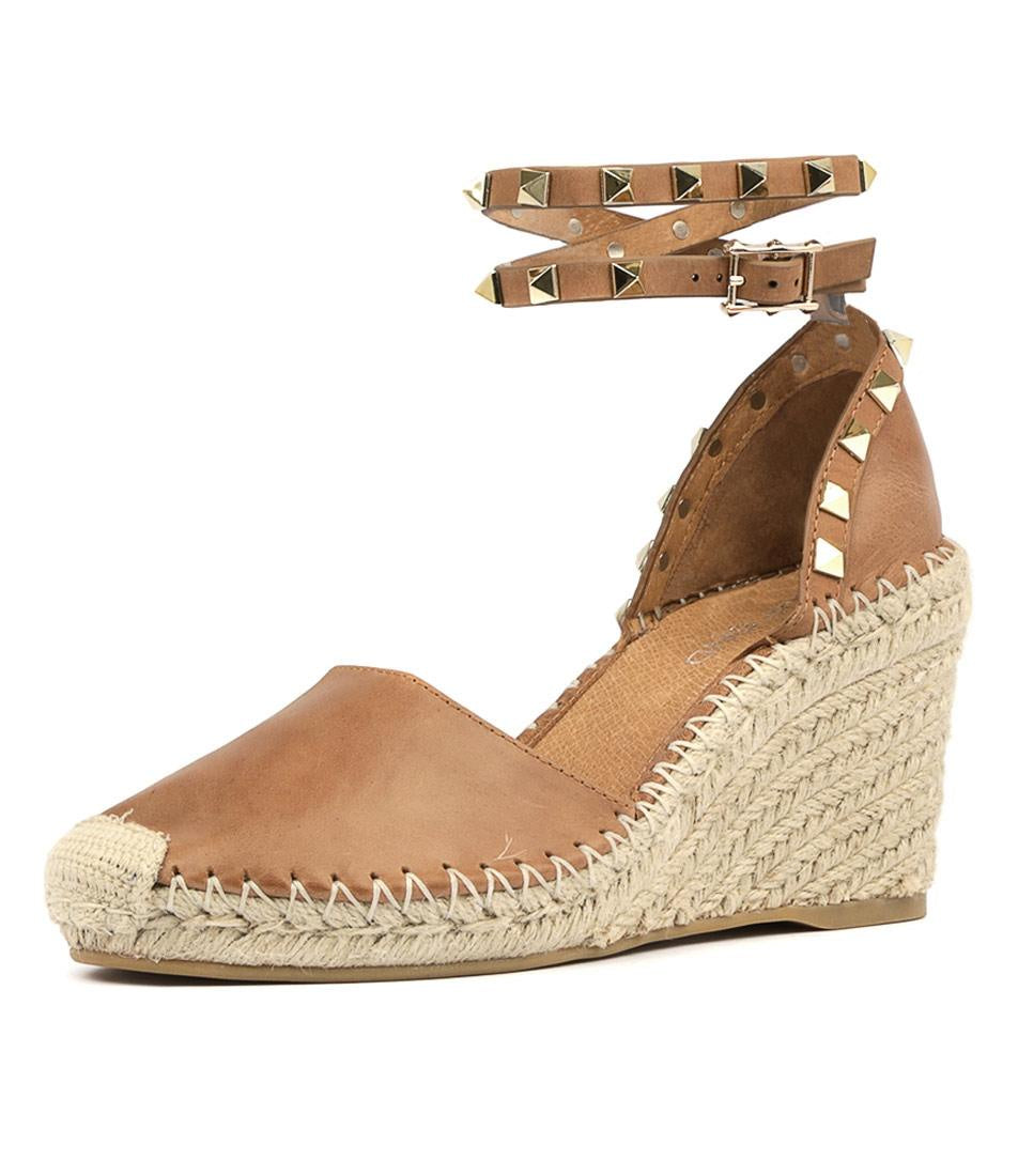 Top End Mikkel Tan Espadrilles