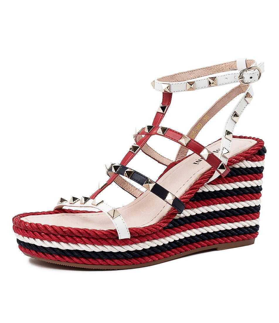 Top End Annora Mo Nautical Wedge
